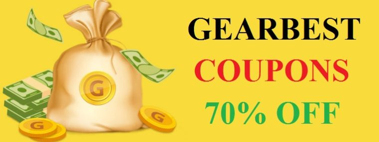 Gearbest Coupon Code 2020 UpTo 70% Off✅ 203