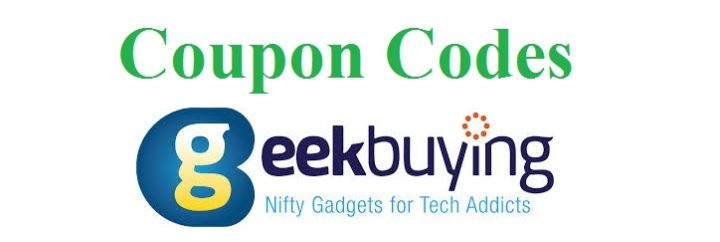 geekbuying coupon codes and deal