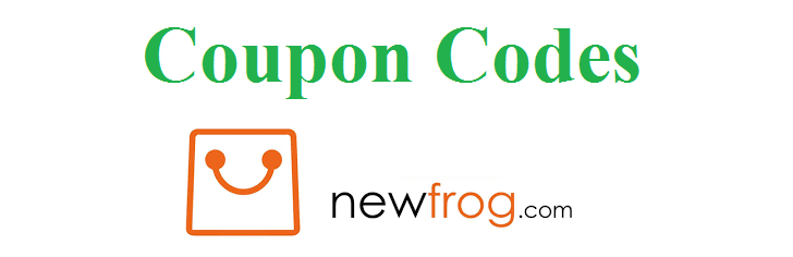 Newfrog coupon codes