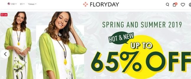 floryday coupon codes